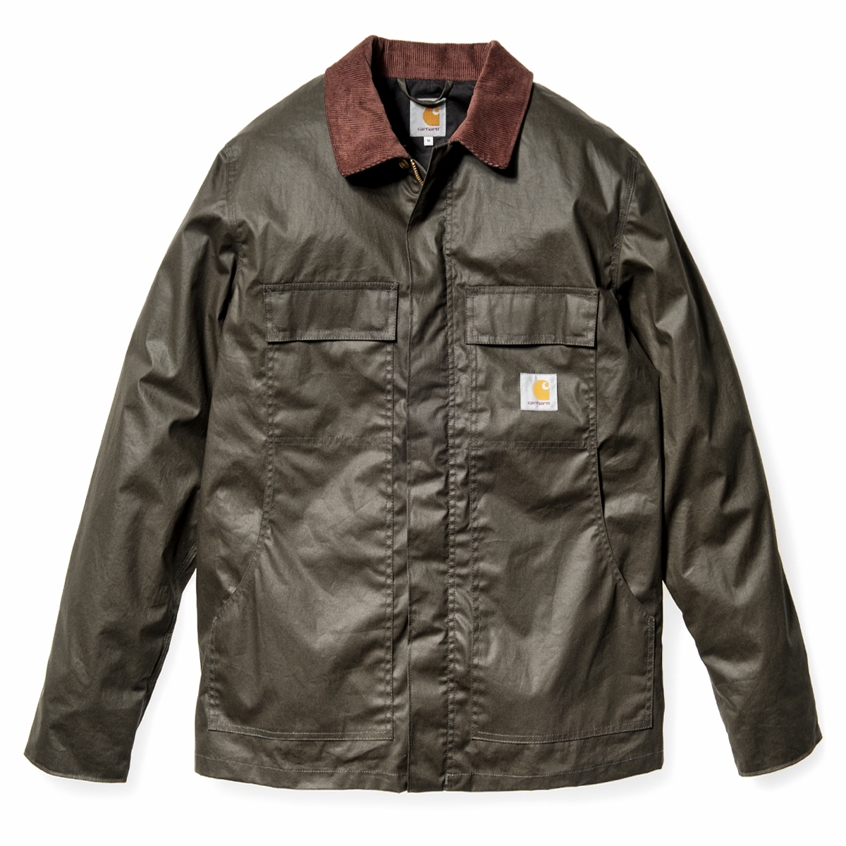 Jackets for a Factory-Waxed Look Kentex Online Men's British Quilted Padded Rain Jacket Oily Waxed Coat Fishing Farming. by Kentex Online. $ $ 69 out of 5 stars 2. Product Features Detachable waxed and lined hood with drawstrings. Foxfire Outback Trail, Oilskin, Oilcloth, Waterproof Barn Coat Black Small.