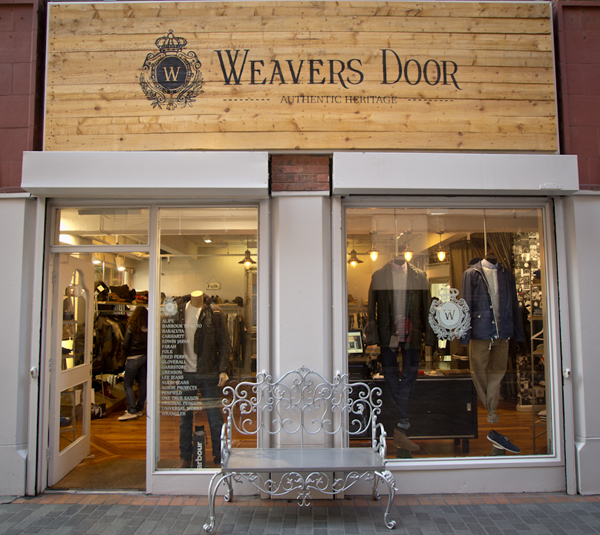The guys say of themselves: \u201cWeavers Door is a Liverpool Independent born from a desire to offer the finest menswear from the best brands. & Weavers Door Liverpool | Lineage of influence Pezcame.Com