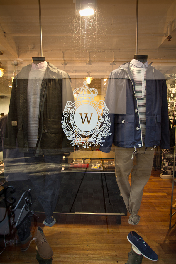 The guys say of themselves u201cWeavers Door is a Liverpool Independent born from a desire to offer the finest menswear from the best brands. & Blog