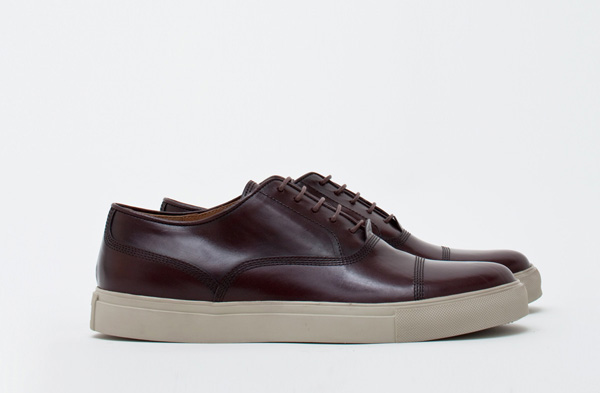 What I Want Dries Van Noten Oxford Trainers Lineage Of Influence