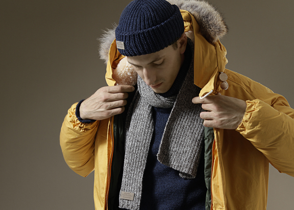 a97b609be1a By now you know what to expect from a Nigel Cabourn Winter collection –  plenty of beautiful hand-woven Harris Tweed