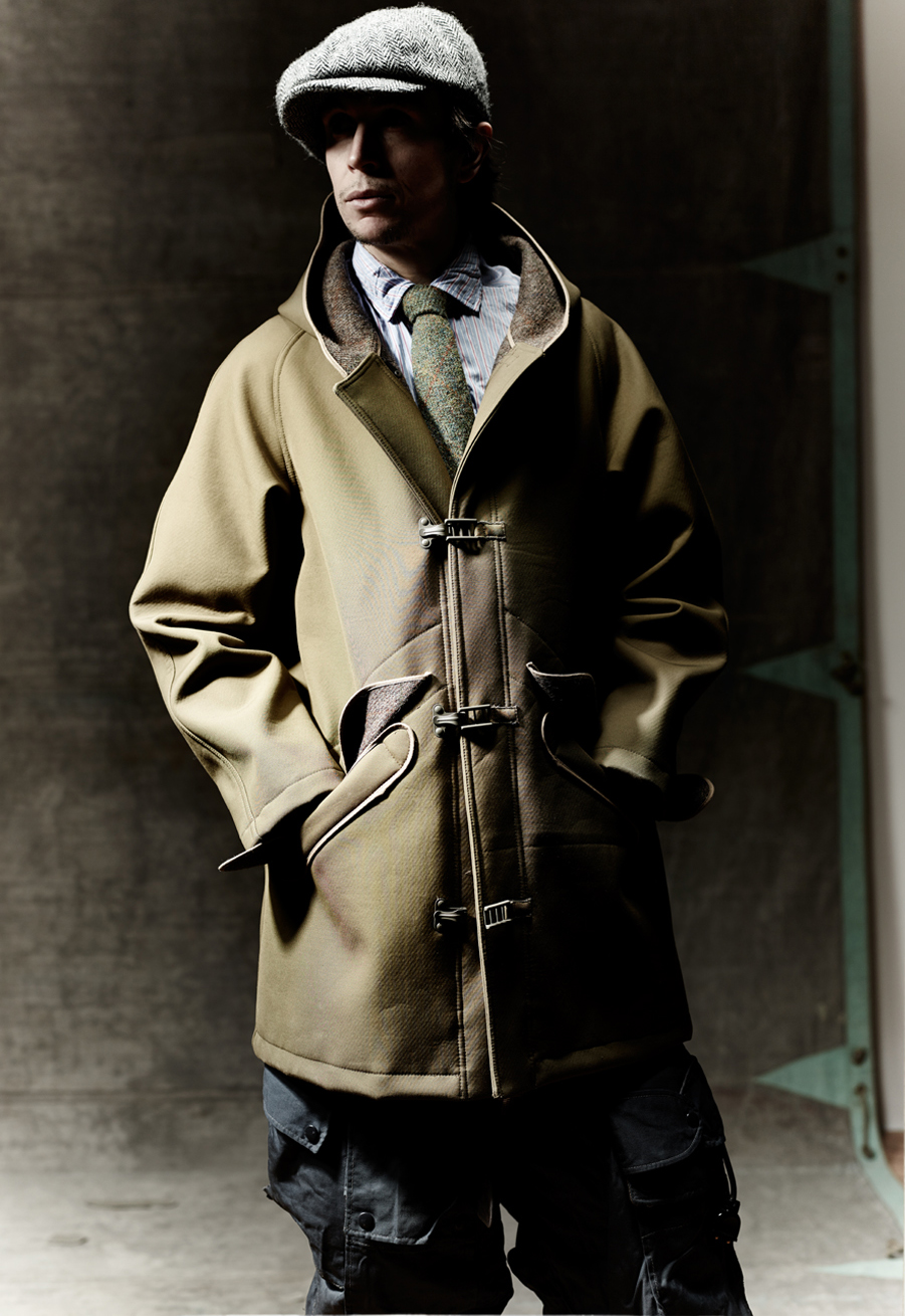 Nigel Cabourn Autumn/Winter 2013 collection