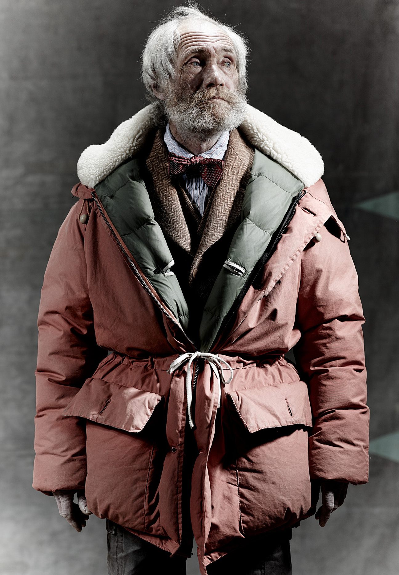 Nigel Cabourn Autumn/Winter 2013 collection | Lineage of influence
