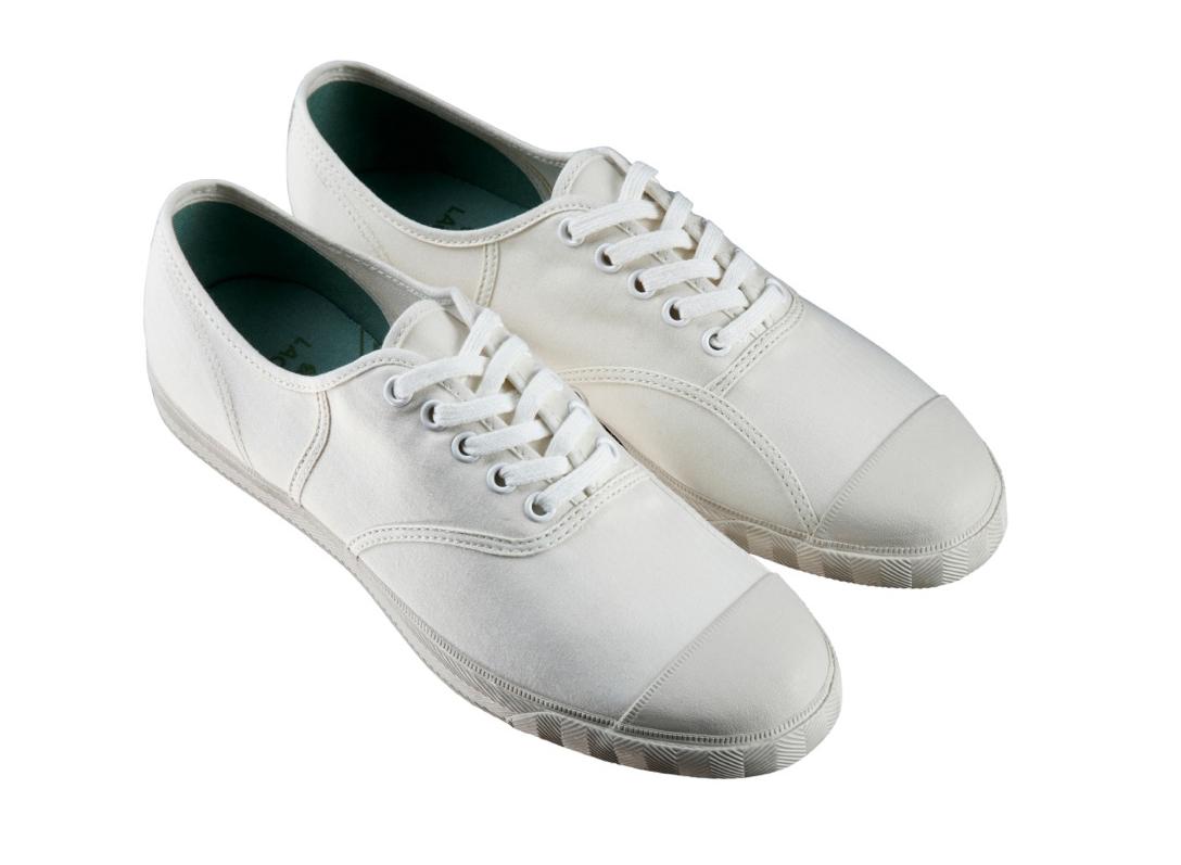 Lacoste 80th anniversary footwear