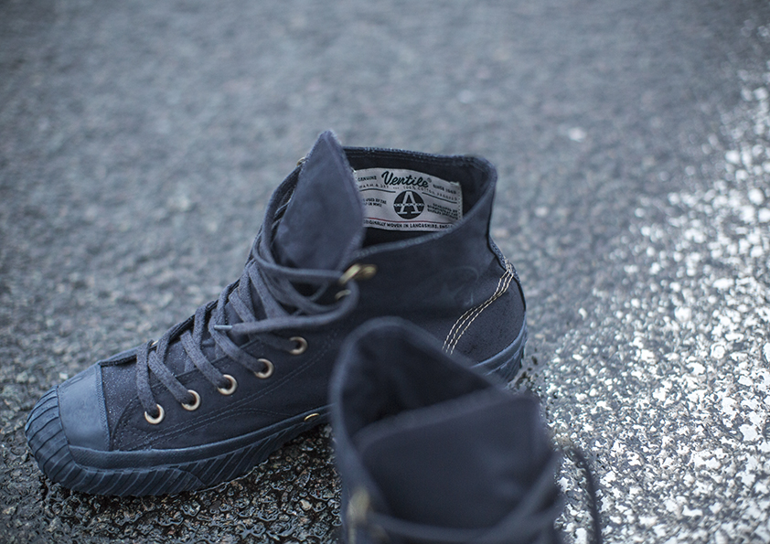 96c80f7aa8f085 Nigel Cabourn x Converse – SP13 collection