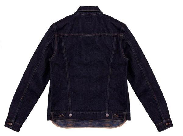 JM4 Jacket One Wash (Back) - Low Res