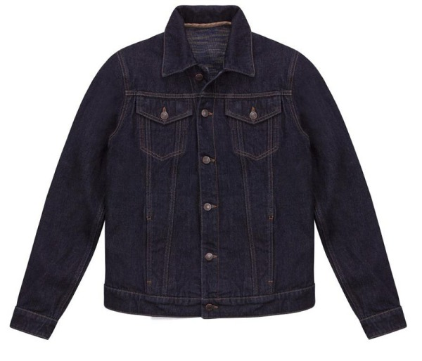 JM4 Jacket One Wash (Front) - Low Res