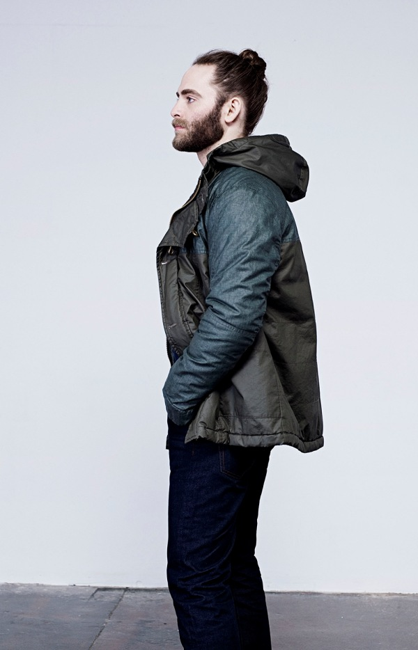 MILFORD MENS JACKET