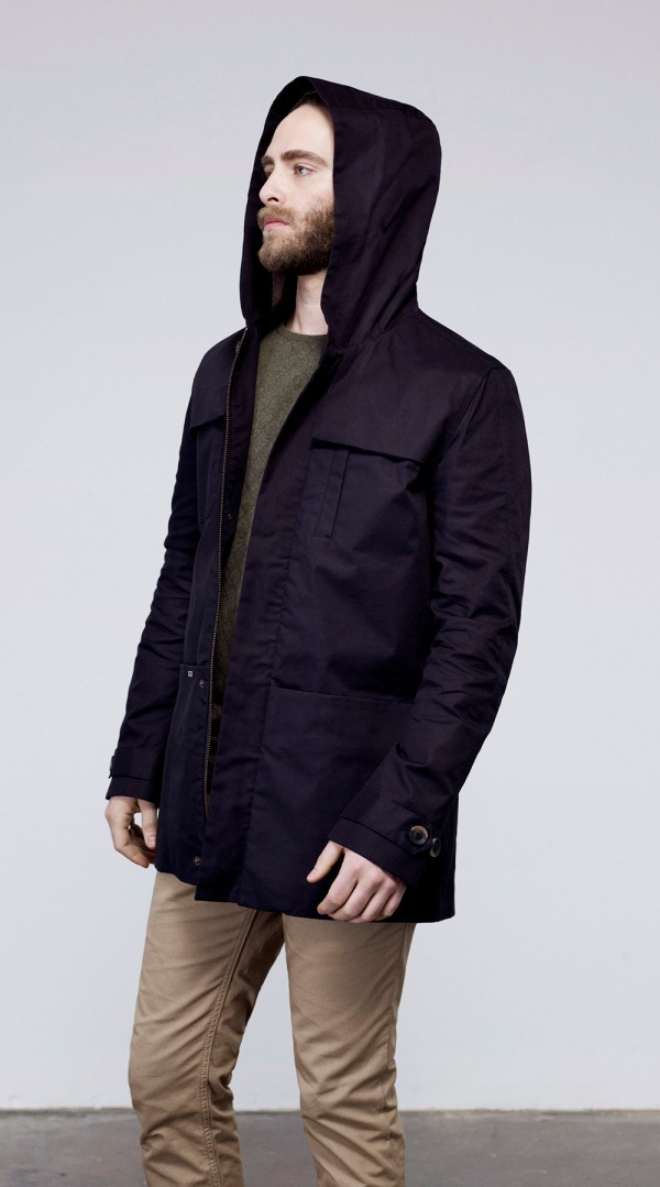 ORFORD MENS PARKA