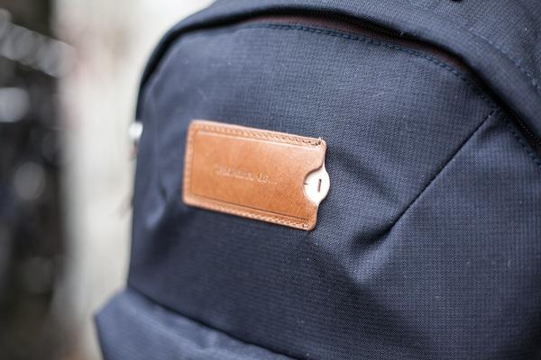 PROPERTY OF… Tommy Backpack Navy Cordura Nylon detail II
