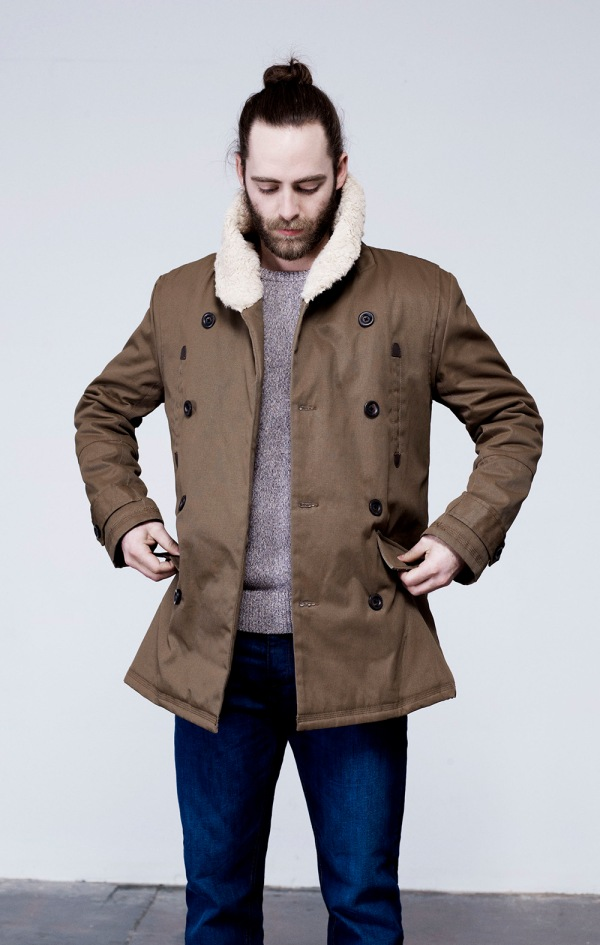 REDFORD MENS COAT