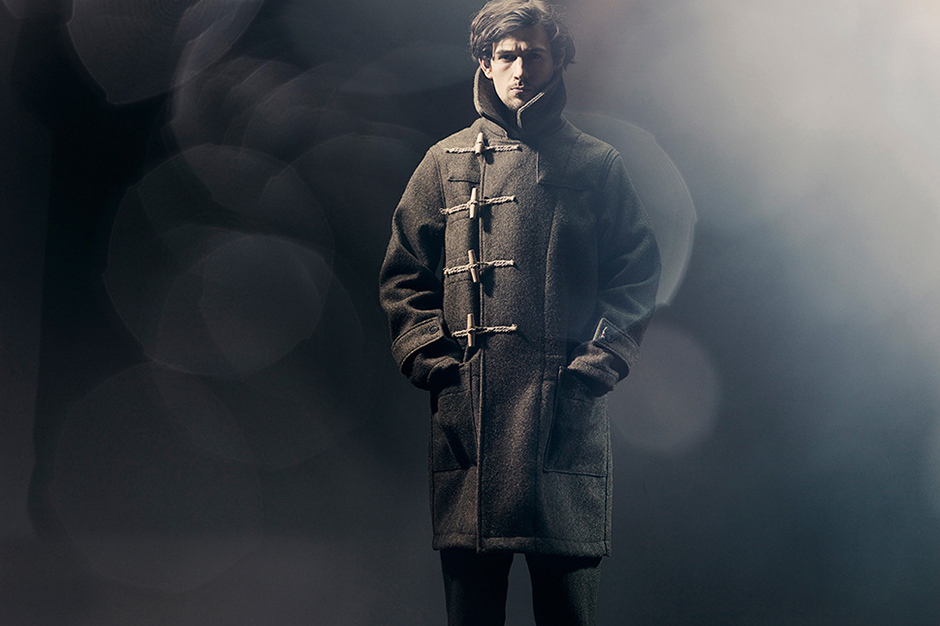 Nigel Cabourn Autumn/Winter 2014 collection | Lineage of influence