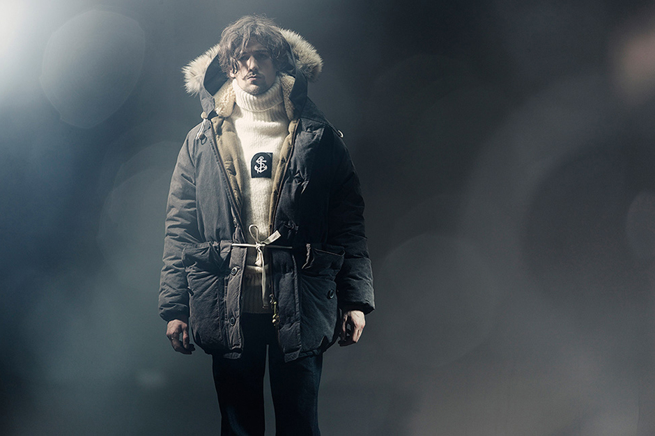 c545241cf18f Nigel Cabourn Autumn Winter 2014 collection